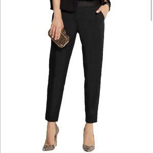Altuzarra for Target Black Tapered Tuxedo Pants